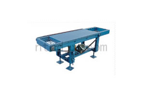 Chain Type Brick Receiver Machine